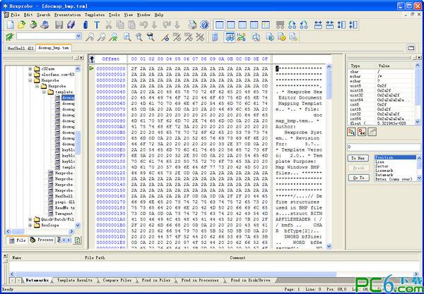 十六进制编辑器(Hexprobe Hex Editor)