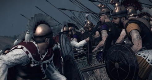 罗马2全面战争画...