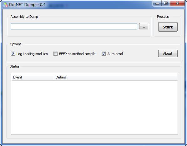 .net脱壳机(Dotnet Dumper) 0.4绿色版