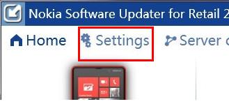 诺基亚刷机软件(Nokia Software Updater for Retail) 3.0.