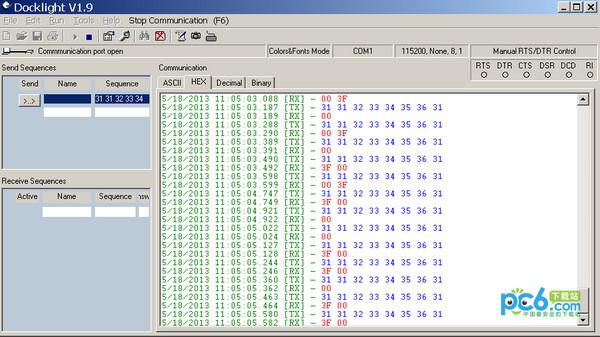 Docklight串口助手 v1.9.21