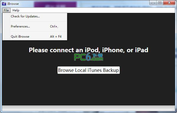 iOS文件管理器(ibrowse) V1.0.0.2官方版
