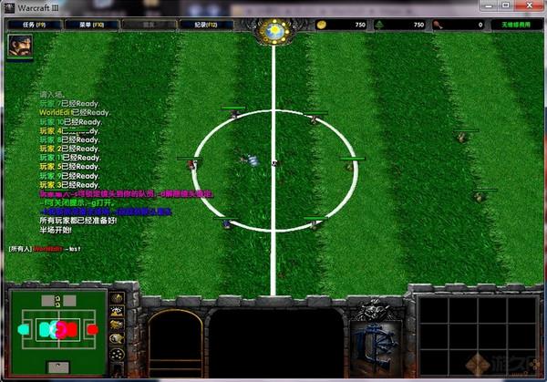 足球赛之魔兽杯