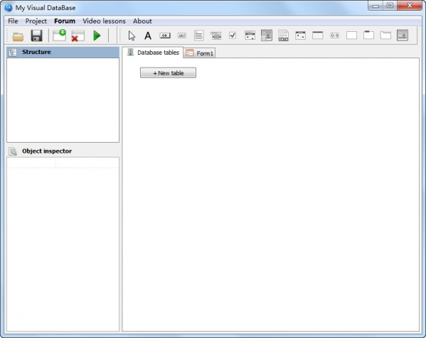 数据库编程软件(My Visual DataBase)