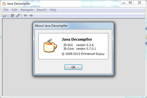 java decompiler (Java反编译工具)