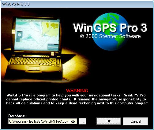 WinGPS Pro V3.31
