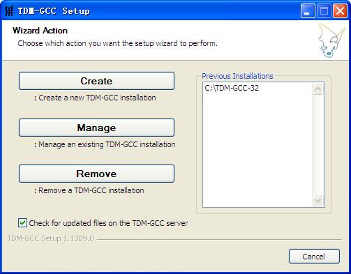 TDM-GCC(C语言编译器)