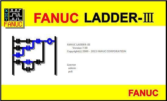 FANUC梯形图编辑软件(FANUC LADDER-3) 7.5 免费版