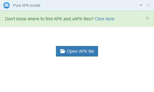 pure apk install(应用安装器) v1.4.583