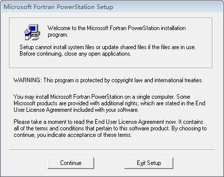 Fortran90编译器...