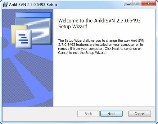 AnkhSVN(支持VS2...