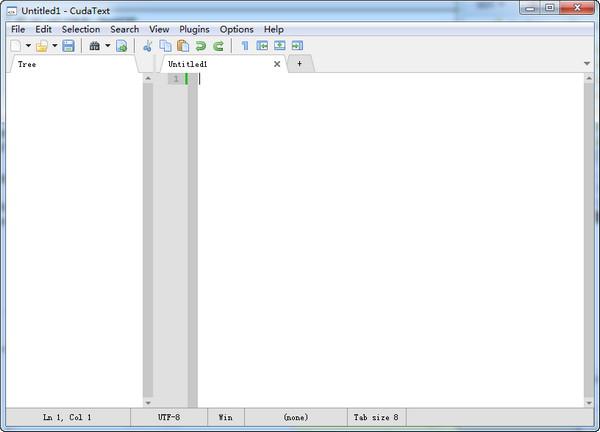 CudaText(代码文本编辑器) v1.3.25绿色版