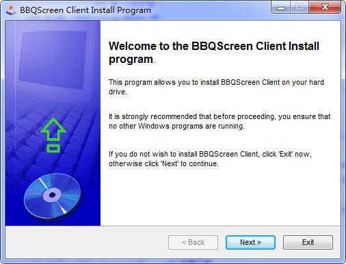 bbqscreen pc客户端 v2.2.2官方版