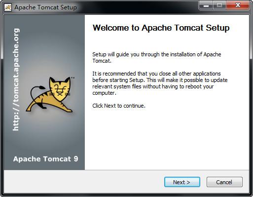 Apache Tomcat 9 官方版