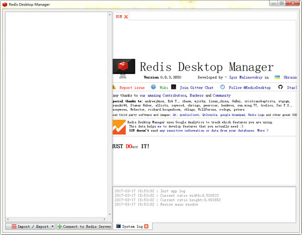 Redis Desktop Manager windows(Redis桌面管理工具)