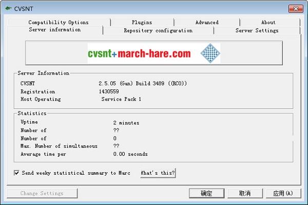 CVSNT(版本控制系统) v2.5.05.3489官方版