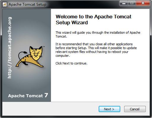 Apache Tomcat 7 官方版