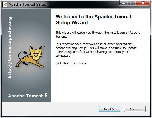 Apache Tomcat 8 官方版