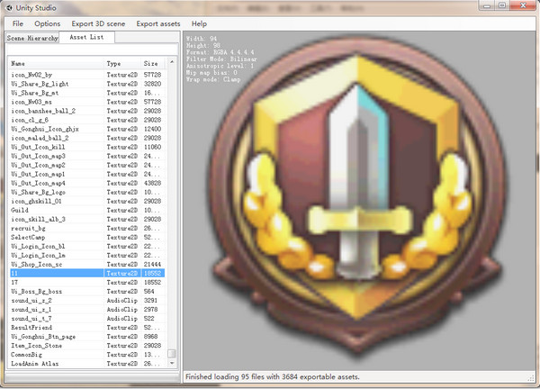 Unity Studio(unity调试工具)