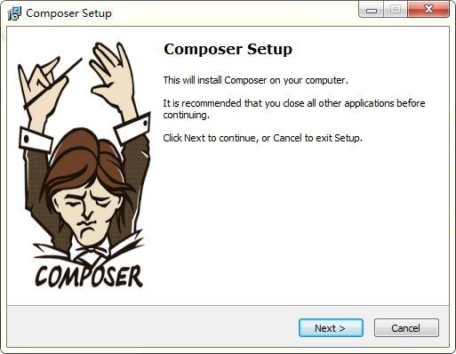 composer-setup 32位/64位