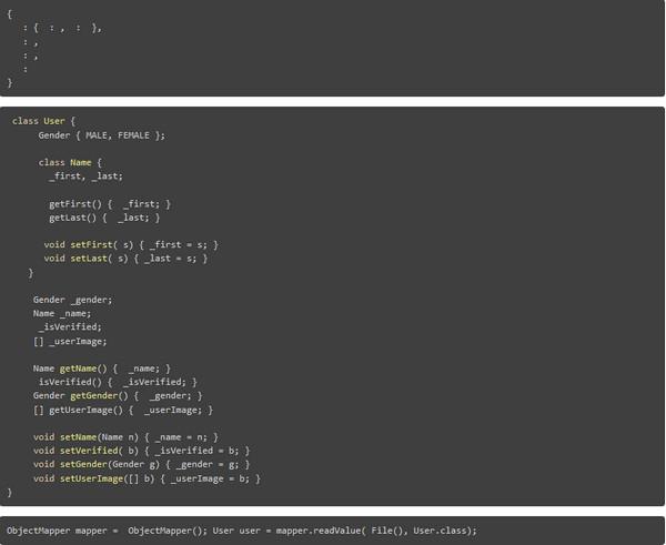 jackson-databind.jar v2.7.0官方版