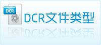 dcr文件类型