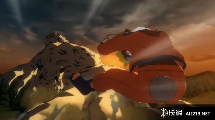 《火影忍者:究极风暴》