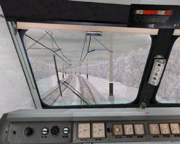 《真实火车模拟》