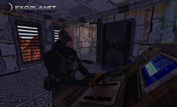 《外星球:第一次接触》
