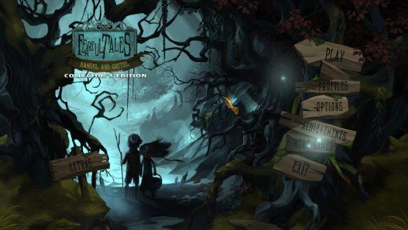 《恐怖童话:糖果屋历险记》