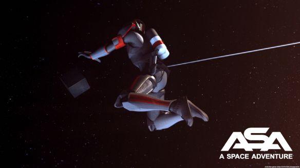 《ASA太空冒险》