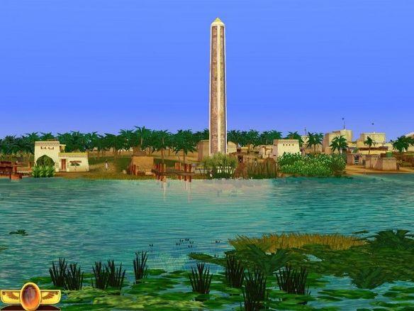 《不朽之都:尼罗河之子》