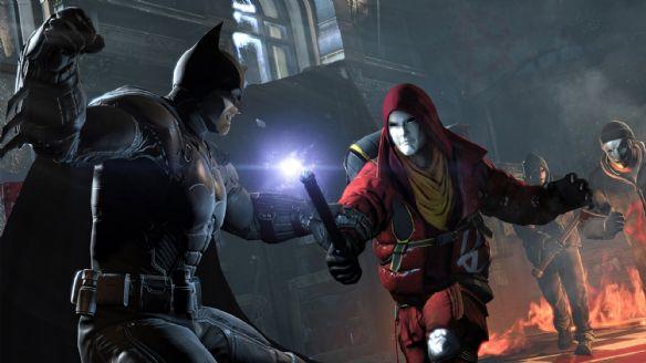 《蝙蝠侠:阿甘起源》