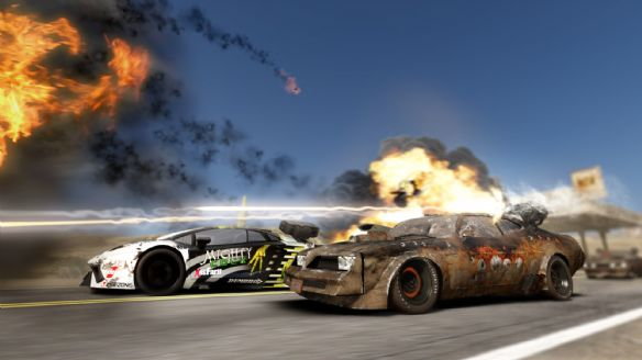 《燃油机车:狂热》
