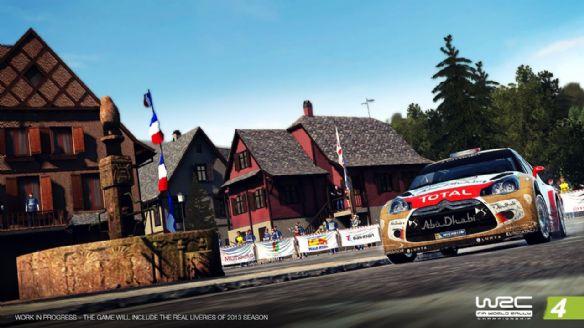 《FIA世界汽车拉力锦标赛4》