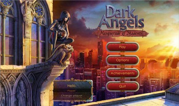 《黑暗天使:阴影下的伪装》