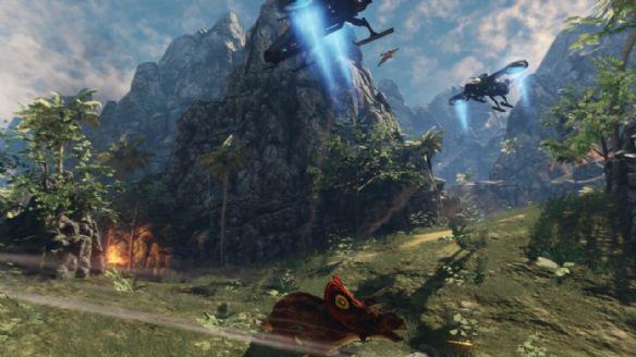 《猎户座:恐龙部落》