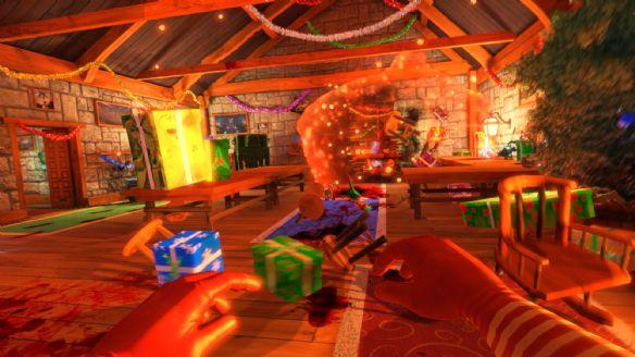 《内脏清洁工:圣诞老人之怒》