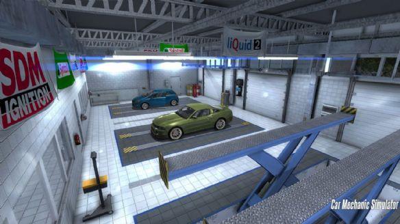 《汽车修理工模拟2014》