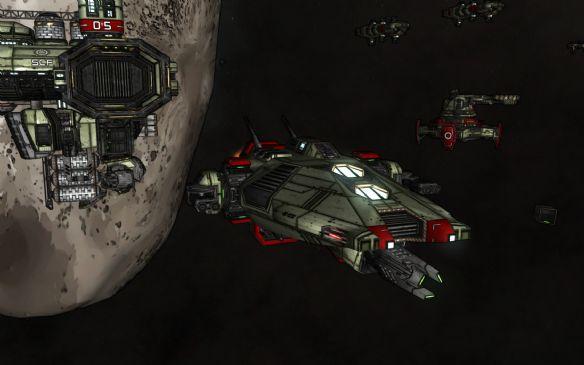《太空驱逐舰》