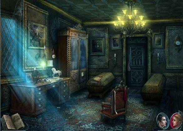 《黑暗罗曼史: 恋爱中的吸血鬼》
