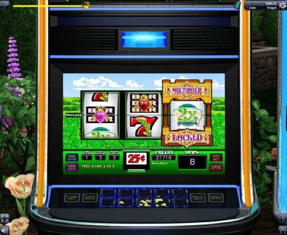 《IGT游戏机:李女士》