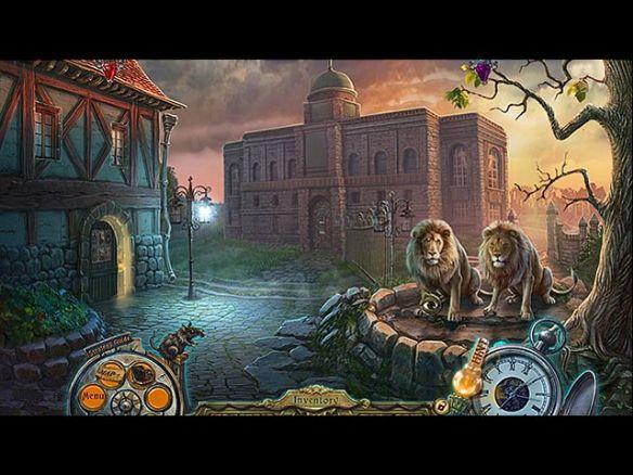 《黑暗传说:爱伦坡之厄舍府的倒塌》