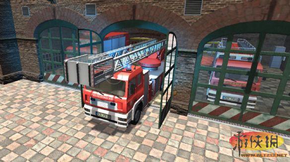 《消防员模拟2014》