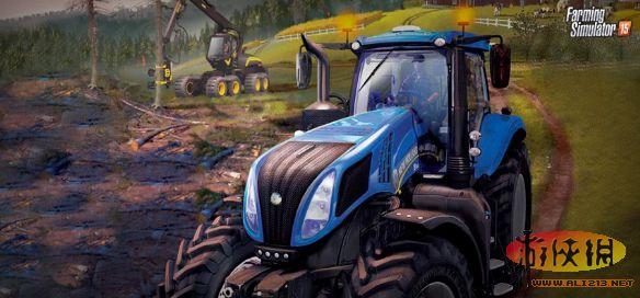 《模拟农场15》