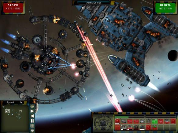 《无厘头太空战争》