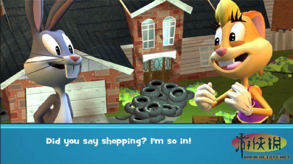 《史酷比和兔八哥的卡通世界冒险》