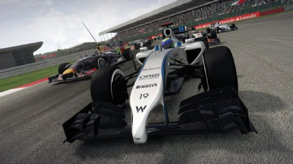 《F1 2014》
