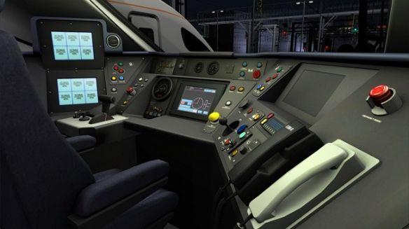 《模拟火车2015》