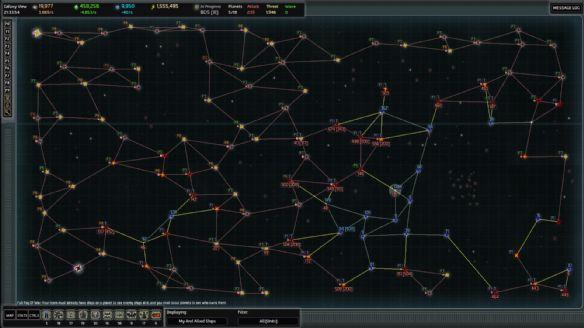 《人工智能战争:舰队指挥》